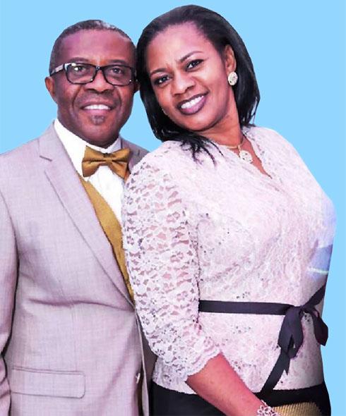 Apostle Val Egbudiwe