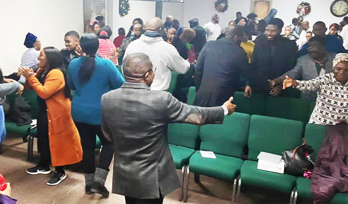 Flames of Revival Assembly