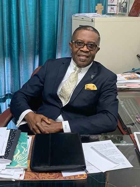 Pastor Val Egbudiwe