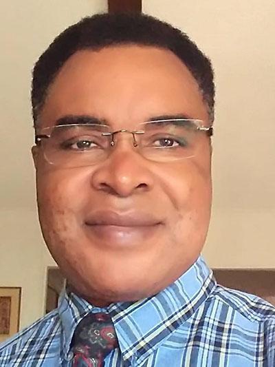 Pastor Christopher Egbulefu-Assistant Pastor