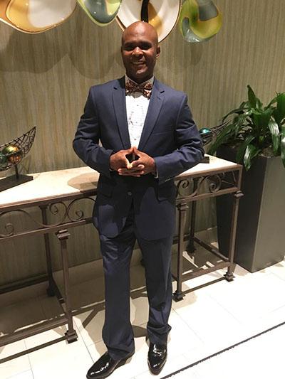 Pastor Isaac Ihebom-Assistant Pastor